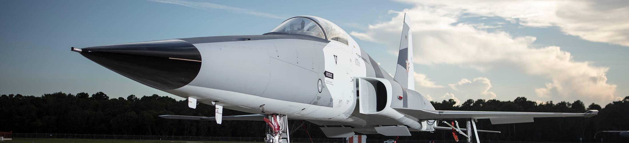 F-5 Advanced Tiger™( F-5AT) - Tactical Air Support